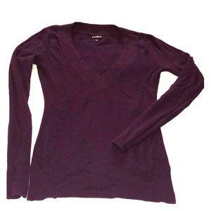 💜 Express sweater Sz M EUC